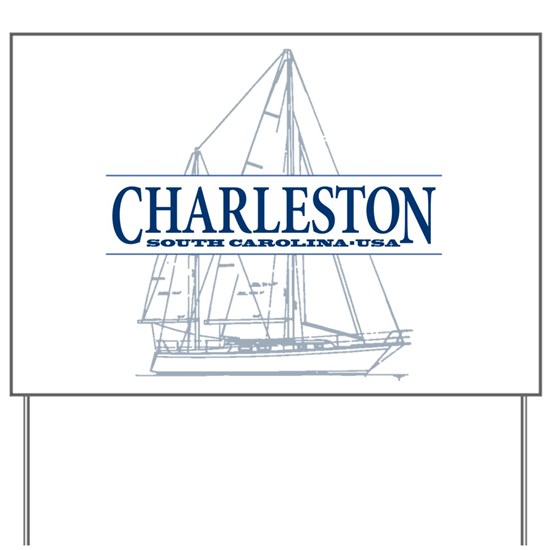 Charleston sailboat