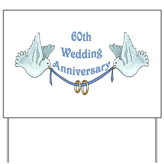 60th wedding anniversary gifts t