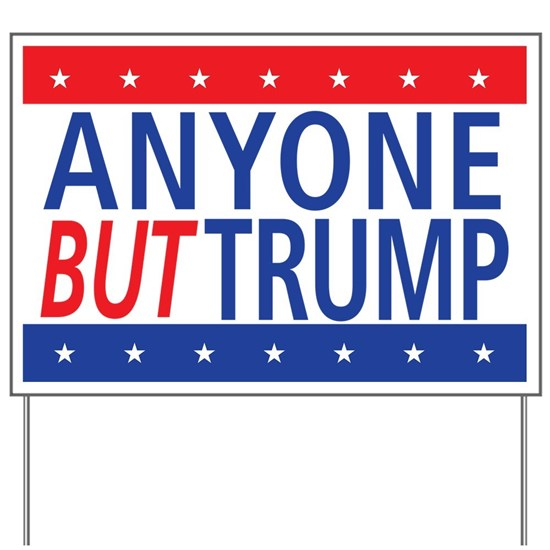 Anyone But Trump
