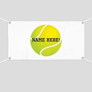 Tennis Banners Cafepress