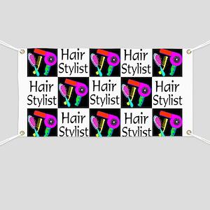 Haircut Banners Cafepress