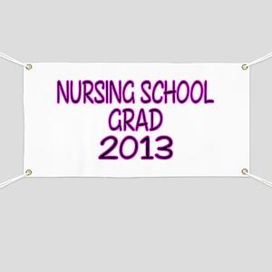 Nursing Graduation Banners Cafepress