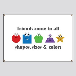Preschool Banners Cafepress