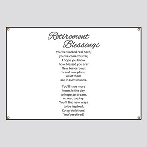 Retirement Gifts Banner