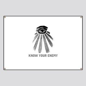 Know Your Enemy 1 Banner