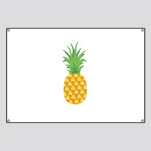 Pineapple Fruit Banner