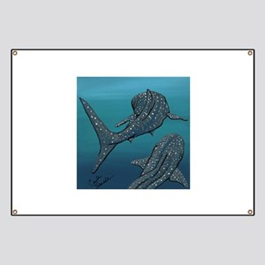 Whale Sharks Banner