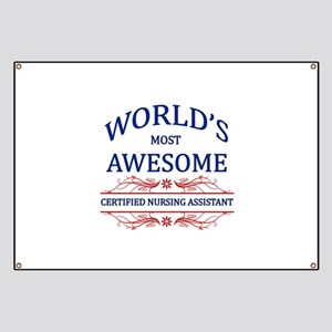 World's Most Awesome Certified Nursing Assistant B