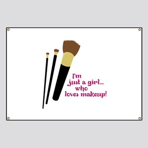 Loves Makeup Banner