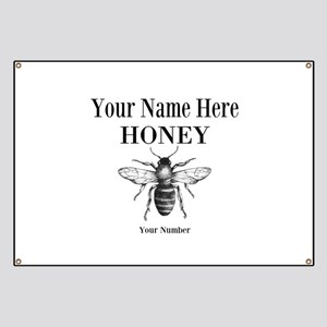 Local Honey Banner