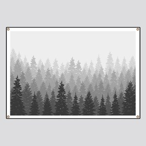 Gray Forest Banner