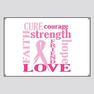 Breast Cancer Friend Support Banner