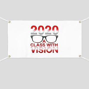 Graduation Banner 2020.Class 2020 Graduation Banners Cafepress