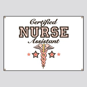 Certified Nurse Assistant Banner