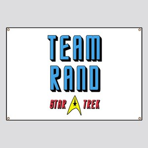 Team Rand Star Trek Banner