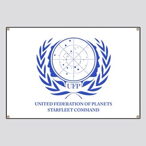 Star Trek United Federation of Planets Banner