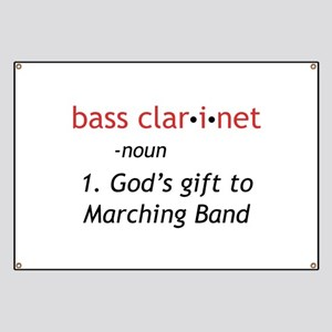 Bass Clarinet Definition Banner
