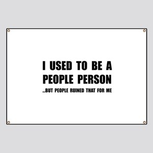 People Person Banner