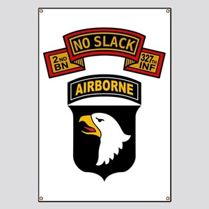 2-327th - 101st Banner