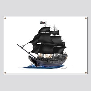 PIRATE SHIP Banner