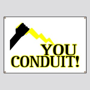 You Conduit Banner