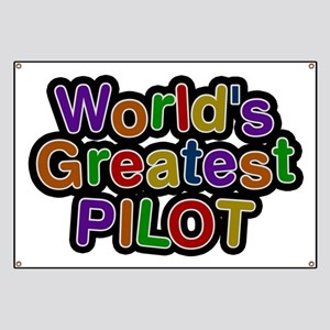 World's Greatest PILOT Banner