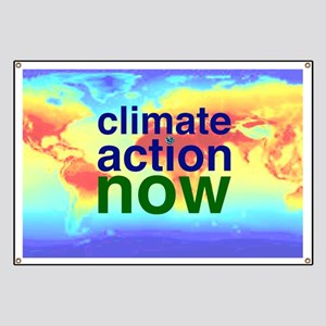 Climate Action Banner