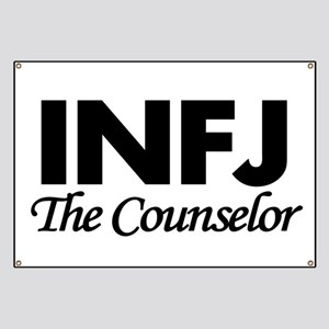INFJ | The Counselor Banner