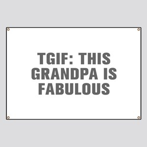 Tgif Quotes Funny Banners - CafePress
