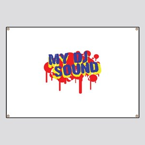 My DJ Sound Banner