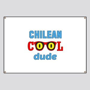 Chilean Cool Dude Banner