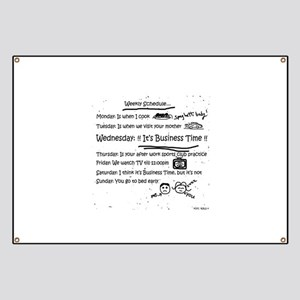 dafc5e3c Flight Of The Conchords Baby Banners - CafePress