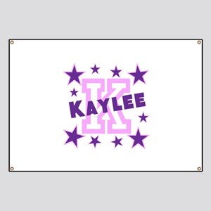 Personalized Kids Name Banner