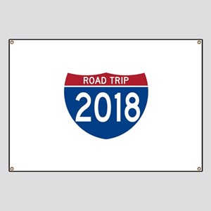 Road Trip 2018 Banner
