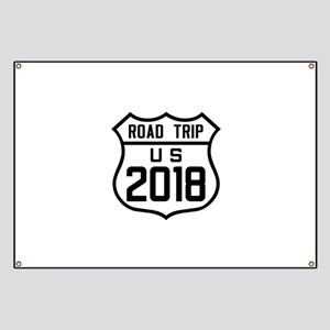 Road Trip US 2018 Banner