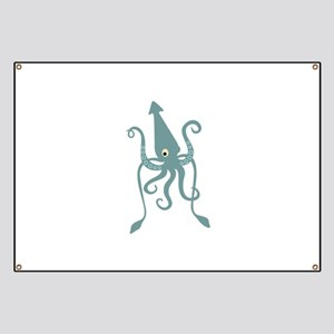 Giant Squid Banner