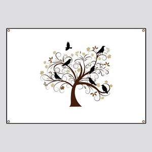 The Raven's Tree Banner