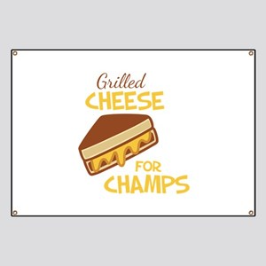 Grilled Cheese Champ Banner