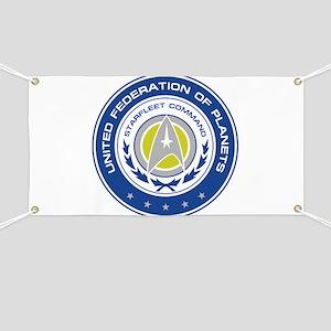 Starfleet Command Banners - CafePress
