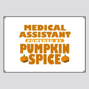Medical Assistant Powered by Pumpkin Spice Banner