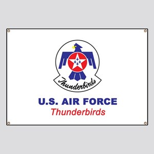 United States Air Force Thunderbirds Banner