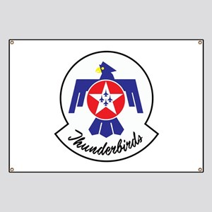 U.S. Air Force Thunderbirds Banner