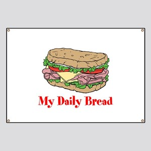 My Daily Bread Banner