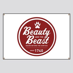 Beauty and the Beast Since 1740 Banner