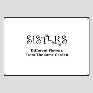 Cute Sister Quotes Banners - CafePress