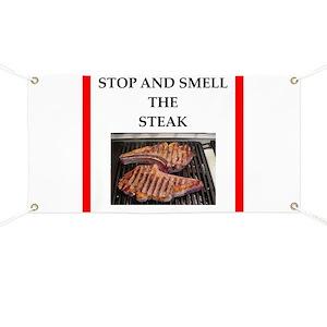steak Banner