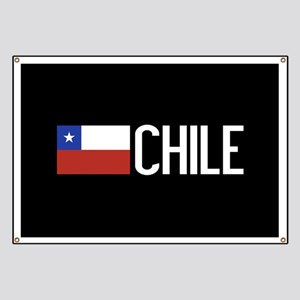 Chile: Chilean Flag & Chile Banner