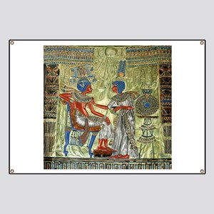 Tutankhamons Throne Banner