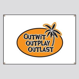 Outwit Outplay Outlast Banner