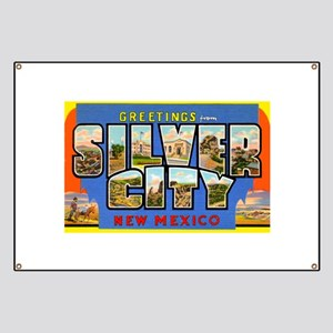 Silver City New Mexico Greeti Banner